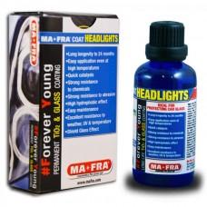 Headlights coating