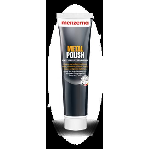 Metal polish cream